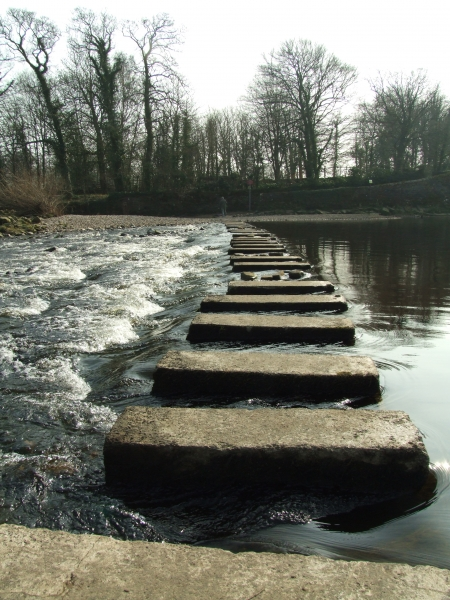 Stepping Stones, Burley-in-Wharfedale