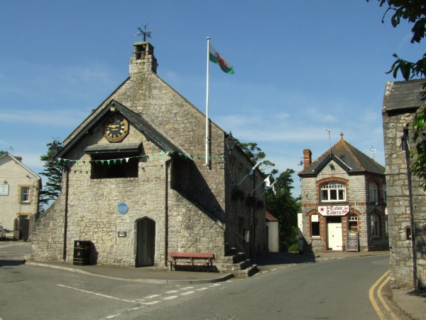 Llantwit Major: Town Hall