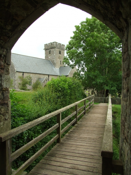 St Mary's Church, Coity