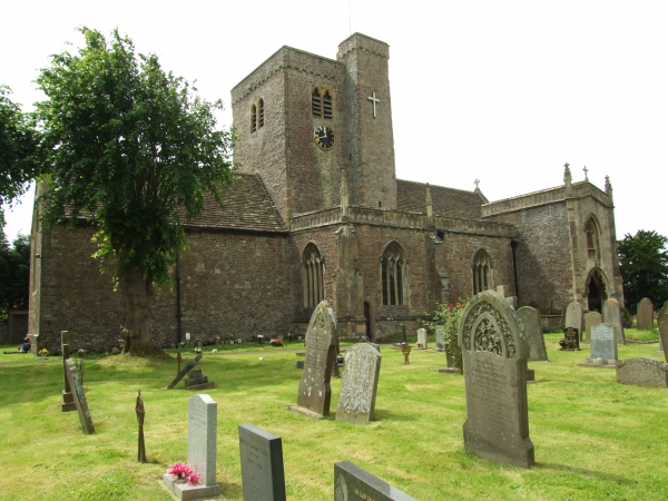 St Mary's Church, Magor