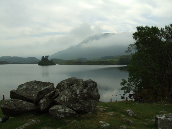 Cadair Idris - early morning